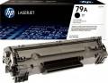 HP CF279A 黑色原廠 LaserJet 碳粉盒#79A