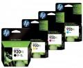 HP 920XL 高容量原廠墨盒(彩色)
