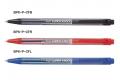 PILOT BPK-P 0.7mm按制原子筆  [紅,黑,藍]