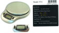 GLOBE F511 電子磅