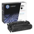 HP CF287X(#87X) 高容量原廠黑色碳粉匣 (適用LJ M501/M506/M527)