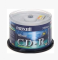 MAXELL CD-R 700MB 光碟(25隻庄)