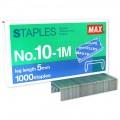 MAX NO.10-1M 10號釘書針
