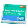 MAX 1210FA-H重型釘書釘(1000枚, 23/10)