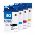 EPSON T193183 INK(黑色,藍色,紅色,黃色)