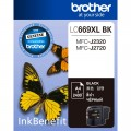 Brother LC-669XL(黑色)高容量墨水匣