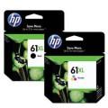 HP 61XL 高容量原廠墨盒 (XL)黑色